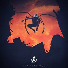 Infinity War #SpiderMan Artis
