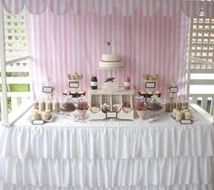 Ice cream parties with two different decor ideas... If only my son liked ice cream!
