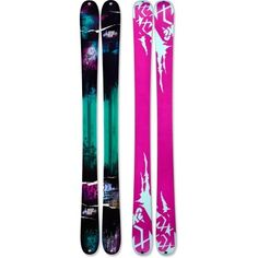 K2 MissBehaved Skis - Women's - 2012/2013 - We have some great ski resorts here in the North carolina mountains :)