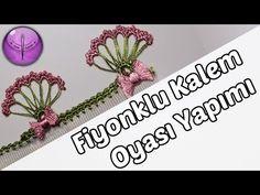 Fiyonklu Kalem Oyası Yapılışı HD Kalite - YouTube