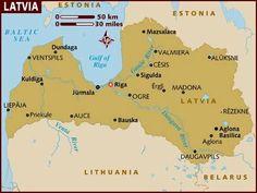 Amazing Latvia