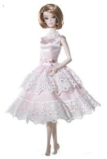 MISC ~ WEDDING BOUQUET BARBIE DOLL MODEL MUSE FARAWAY FOREST FLOWERS ACCESSORY