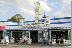 Greek Restaurant- Tarpon Spring, FL - used to stop here after a day at Clearwater Beach