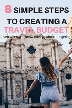 Are you struggling with creating a savings plan and saving money? Read how to create a savings plan. Travel Advice, Travel Guides, Travel Hacks, Travel Packing, Travel Money, Budget Travel, International Travel Tips, Savings Plan, Travel Essentials