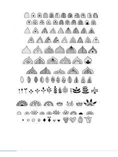 Doodle Art Designs, Doodle Patterns, Zentangle Patterns, Mandala Pattern, Mandala Design, Easy Mandala Drawing, Simple Mandala, Mandala Art Lesson, Mandala Artwork
