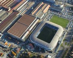 Stade Auguste Bonal (Montbéliard, France)