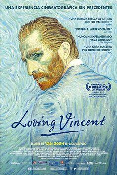 Crítica de 'Loving Vincent' - Valoración 5 sobre 5 #críticas #películas