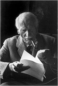 """Carl G Jung  1875 –1961 was a Swiss psychiatrist and the founder of analytical psychology. Jung is considered the first modern psychiatrist to view the human psyche as """"by nature religious"""" and make it the focus of exploration. Jung is one of the best known researchers in the field of dream analysis and symbolization."""