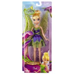 Disney Fairies The Pirate Fairy 9 inch Tink Doll >>> Check this awesome product by going to the link at the image.