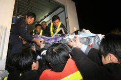 Cerca de 47 pessoas morrem em acidente aéreo em Taiwan | #AcidenteDeAvião, #ATR72, #Bimotor, #JornalI, #Magong, #Tawain, #Transasia