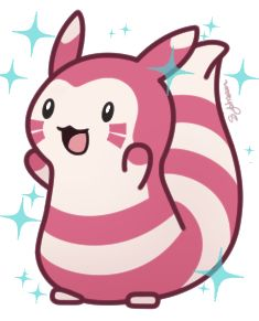 Shiny Furret by on DeviantArt Cute Pikachu, Cute Pokemon, All Pokemon, Pokemon Stuff, Pokemon Pictures, Cute Characters, Cute Art, Character Design, Cute Animals
