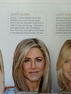 sandi blond, blond hair, sandy blonde