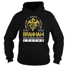 BRANHAM Legend - BRANHAM Last Name, Surname T-Shirt