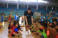 籃球富邦新成員總動員台南做公益  聯合影音 - 聯合新聞網