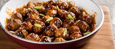 Sweet and Sour Skillet Meatballs