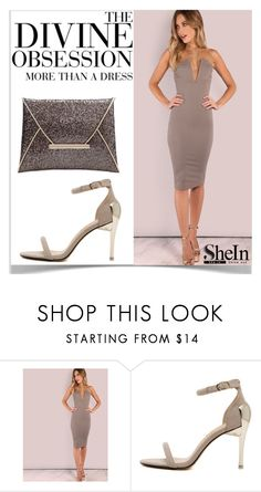 """""""#2/8 Shein"""" by almira-mustafic ❤ liked on Polyvore featuring Vera Wang"""