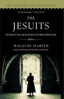 """Bruno Braga: Bibliografia. """"The Jesuits"""", Malachi Martin."""