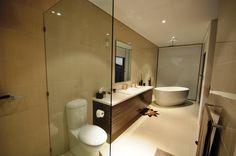 Colour scheme and vanity unit