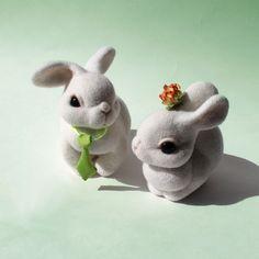 МК-1 «Солнечные кролики» от Ирины Щербаковой  Здравствуйте!   Хочу поделиться с вами своим опытом по созданию маленьких солнечных кр...