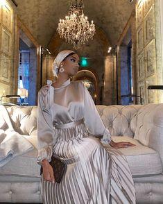 Modest Fashion Hijab, Muslim Fashion, Modest Outfits, Fashion Dresses, Niqab, Sunmer Dresses, Hijabi Girl, Turban Style, Clothes For Women
