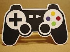 game controller card TEMPLATE - Google Search