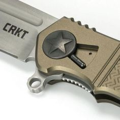 "The new CRKT Homefront™ Linerlock knife is the first CRKT knife to feature ""Field Strip"" technology."