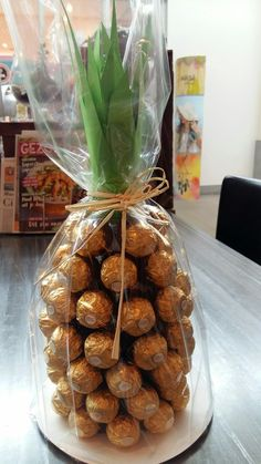 Ferrero Rocher ananas