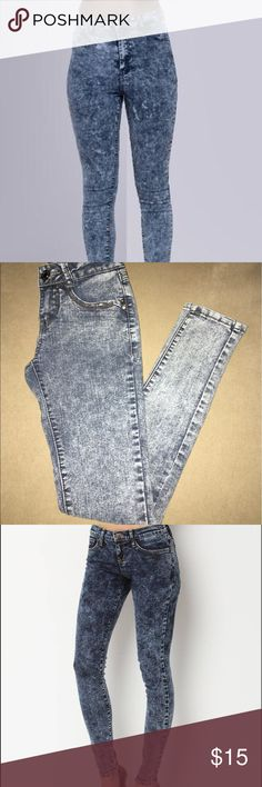 Washed out skinny jeans Size small || faded Pants Skinny