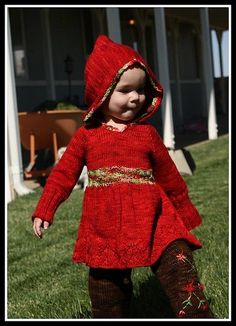 Halloween Little Red Riding Hood outfit!