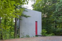 Tour a Rhinebeck, New York, Home Overlooking a Waterfall
