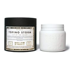 "From Hollow Tree 1871's ""Botanical"" collection, we introduce the ""Tofino Storm"" coconut wax candle -- available at Labrador Supply Co."