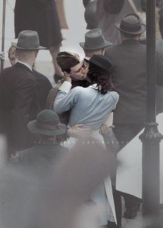 """Keira Knightley & James McAvoy en """"Atonement"""" / """"Expiación, más alla de la pasión""""ROMANCE"""
