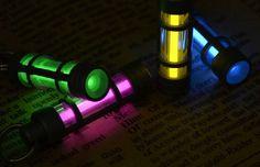 Titanium Tritium Fluorescent Tube Emergency Light