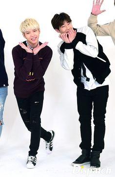 Woohyun + Sunggyu