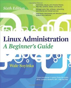 Linux Administration A Beginners Guide 6/E - %Computers%