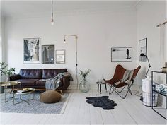 retro design | scandinavian interior