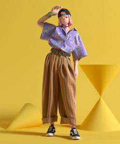 Behance :: 專屬於您 3d Fashion, Fashion Poses, Muslim Fashion, 3d Character, Character Design, Adobe Photoshop, Adobe Illustrator, People Figures, 3d Studio