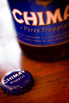 chimay...one of my favorites...