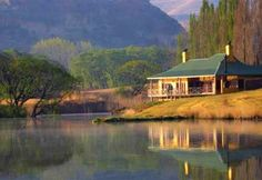 A Johannesburg Winter would not be complete without a weekend getaway into Clarens or Dullstroom for walking, fishing and red wine!