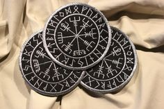 Vegvisir - Nordic compass - Part of my shoulder tattoo design.