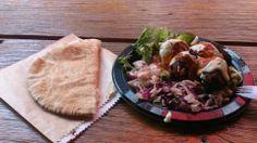 The Falafel Man in South Yarra, VIC