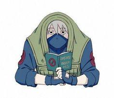 Breaking news Kakashi might not be dog after all. He might be turtle. Naruto Kakashi, Naruto Cute, Hinata, Naruto Shippuden, Manga Anime, Naruto Pictures, Shikamaru, Team 7, Naruto Wallpaper