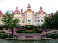 Disneyland Hotel was one of the most outstanding places to stay, and exceeded all my expectations.
