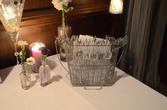 Wedding Card Basket