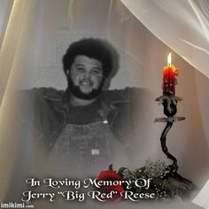 Jerry Big Red Reese