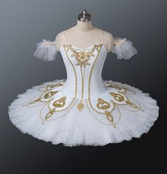 Professional Classical Ballet Tutu Snow Queen Flake Nutcracker Dance Costume