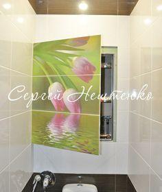 Ремонт ванной комнаты в районе Люблинского поля   Нештенко Сергей г. Москва