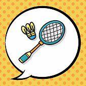 Badminton, Coloring, Doodles, Bullet Journal, Donut Tower, Doodle, Zentangle