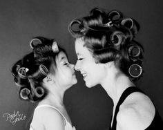 20 photos de mères et filles habillées de la même façon !