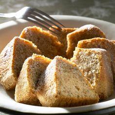 Banaanikakku No Bake Desserts, Cornbread, Banana Bread, Cake Recipes, Food And Drink, Tasty, Sweets, Baking, Ethnic Recipes